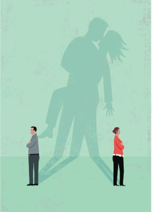 A terapia de casal dura, em média, três meses, mas há quem prefira continuar com as sessões (Foto: Thinkstock)