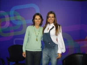 Dra. Marina Vasconcellos e Solange Frazão